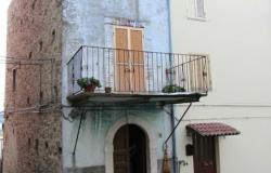 Character full, maiella stone, 3 bedroom town house in the center of a small hamlet, with original features and terrace. 0