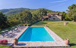Charming Stone Farmhouse With Swimming Pool Near Arezzo, Tuscany 0