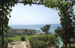 Parghelia (VV) – 1 bedroom apartment in gated complex with swimming pool and stunning views – ref 18k 2