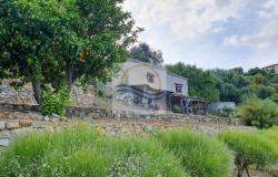 A1111 Rustic with sea view for sale in Bordighera  6