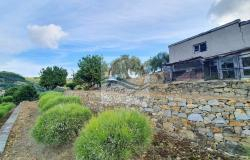A1111 Rustic with sea view for sale in Bordighera  9