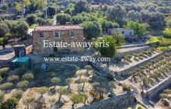 A1111 Rustic with sea view for sale in Bordighera  0