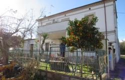 Detached, habitable farmhouse amongst other houses with 4000sqm of flat land, a garage and 4 bedrooms. 0