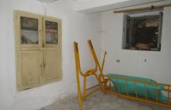 Ground floor, 2 bedroom, stone apartment of 60sqm with fireplace. 3