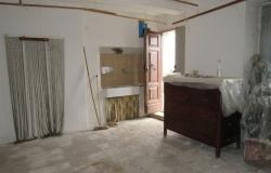 Ground floor, 2 bedroom, stone apartment of 60sqm with fireplace. 6