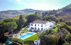 Booming Holiday Rental Villa With Pool in the North of Marche 0