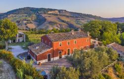 Authentic Agriturismo With Pool and Views, Le Marche 0