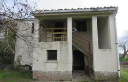 Detached, habitable, 4 bedroom, country house with 700sqm of garden, outbuilding and open views. 0