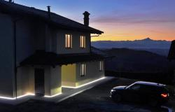villa for sale langhe area dogliani
