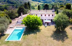 Luxury Home With Pool In Private Setting Near Pesaro, Le Marche 0