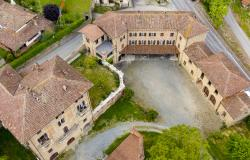 historic property for sale in monferrato area