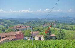 country house for sale in langhe area