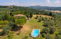 Gorgeous Farmhouse in Tuscan Style Near Florence, Tuscany 0