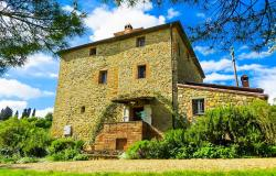Restored Tower With Pool in Sinalunga, Tuscany 0