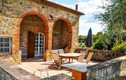 Restored Tower With Pool in Sinalunga, Tuscany 3
