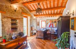 Cozy Stone Farmhouse With Outbuildings in the Marche hills 19