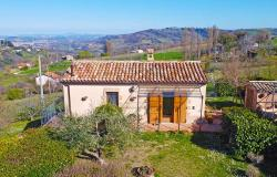 Cozy Stone Farmhouse With Outbuildings in the Marche hills 26