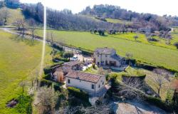 Cozy Stone Farmhouse With Outbuildings in the Marche hills 2