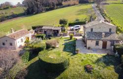 Cozy Stone Farmhouse With Outbuildings in the Marche hills 0