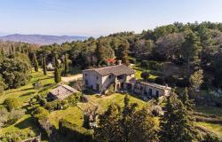 Magnificent Country House With Dependance In Monte San Savino, Arezzo 0
