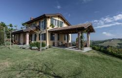 villa for sale in langhe area