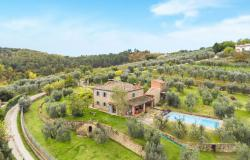 Lovely Farmhouse With Pool in Monte San Savino, Tuscany 0