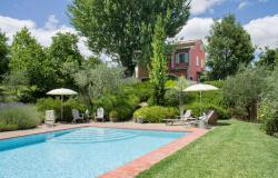 Restored farmhouse with swimming pool for sale in Montepulciano(TCR-018 NEVERLAND) 0