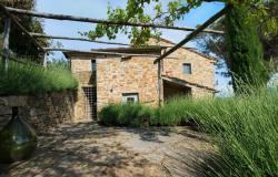 Restored Country Home for sale in Tuscany near Arezzo Ref. TCR-004  2