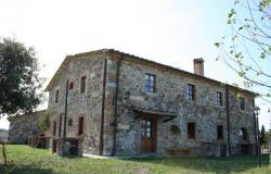 Typical Tuscan stone-built country house, BEAUTIFULLY RENOVATED located in a NATURE RESERVE. Just over 2 ACRES of GARDEN with swimming POOL and OLIVE GROVE 0