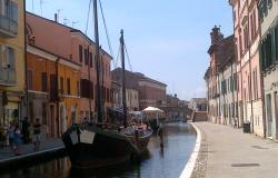 Comacchio - Ferrara, townhouses with canal view for sale - ref.02e 6