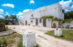 View on masseria