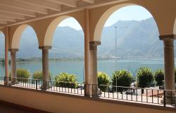 Exquisite Two and Three Bedroom Duplex Apartments Directly on the Town and Lake - Lovere - Lake Views 0
