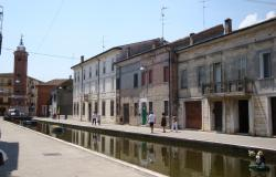 Comacchio - Ferrara, townhouses with canal view for sale - ref.02e 8