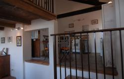 In an ancient Piemontese hamlet, a perfect, tastefully renovated semidetached townhouse comprising two apartments. RCG001 2