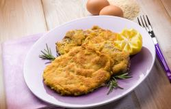Classic Milanese cutlet