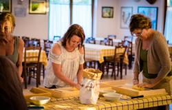 Take part in a special pasta lesson with an experienced local!