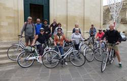 Bike ride through Grecia Salentina