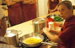 Cooking classes with Gianna Greco of Cooking Experinece Lecce