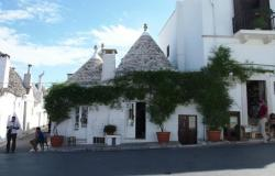UNESCO listed Alberobello