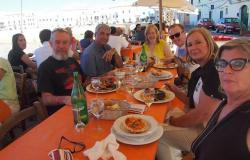 Seafood and fish feast at Gallipoli
