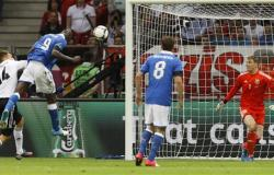 Italy Advances to Euro Cup Final Beating Germany 2-1