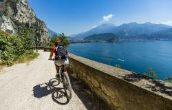 biking in Lombardy