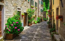 Picturesque Italian houses