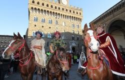 events in Florence during the holidays