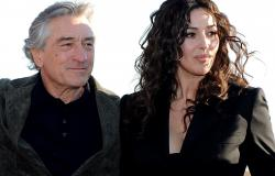 robert de niro and monica bellucci
