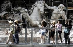 Trevi Fountain Restoration