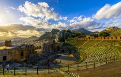 Ancien theater of Taormina