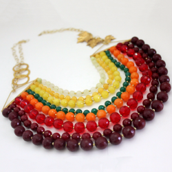 Divine color necklace 1
