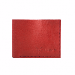Slim Pocket Wallet Red 1