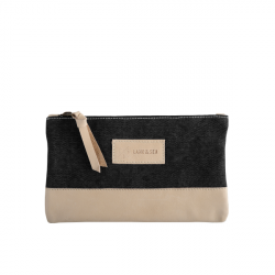 Harbor Clutch Bag Black 1